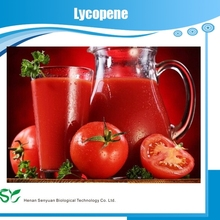 Hot sale 100% Natural Tomato Extract Powder Lycopene