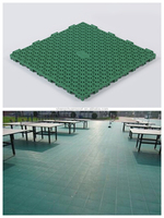 Indoor and outdoor Sport Surfaces For Table tennis Court