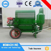 2015 New Design rice/wheat/bean/sorghum thresher With Low Price