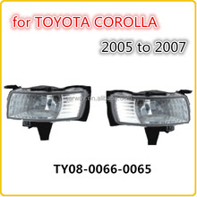 Fog light for TOYOTA COROLLA 2005 to 2007 high quality parts