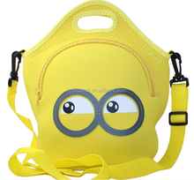 Novelty Kids Insulated Lunch Bag With Soulder Strap