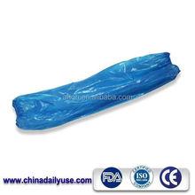 Disposable pe sleeve covers/waterproof medical sleeve covers price