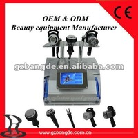 RF cavitation vacuum massage therapy machine BD-B808