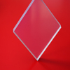 Clear Polycarbonate Plastic Shower Wall Panels for Bathroom