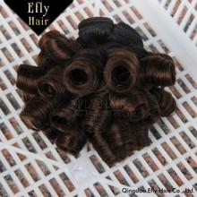 Eflyhair 2015 New Arrival Virgin brazilian UK Sexy Aunty Funmi Hair extension for nigieria and UK