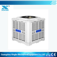 factory cost roof ducted water air cooler