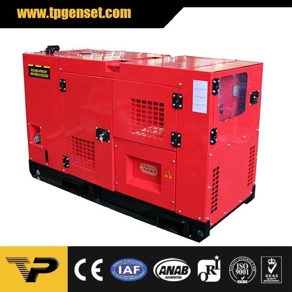Home Use Silent Type Kubota Generator Small Power 10kw