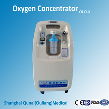 Support Timing preset automatic alarm Oxygen Concentrator