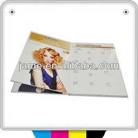 2013 Matte lamination dolly parton wigs catalog printing