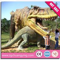 2015 New fiberglass garden animal