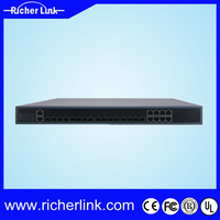 gepon network 8 PON port SNMP/GUI/Telnet managed OLT