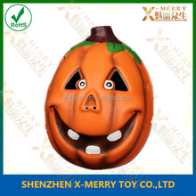 X-MERRY Kids Party Pumpkin Mask, Halloween Fancy Dress Costume, EVA Carnival Mask Children Gifts