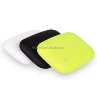 Qi wireless power bank 4000mAh, mobile cellphone battery qi wireless power bank charger, wireless power charging pad