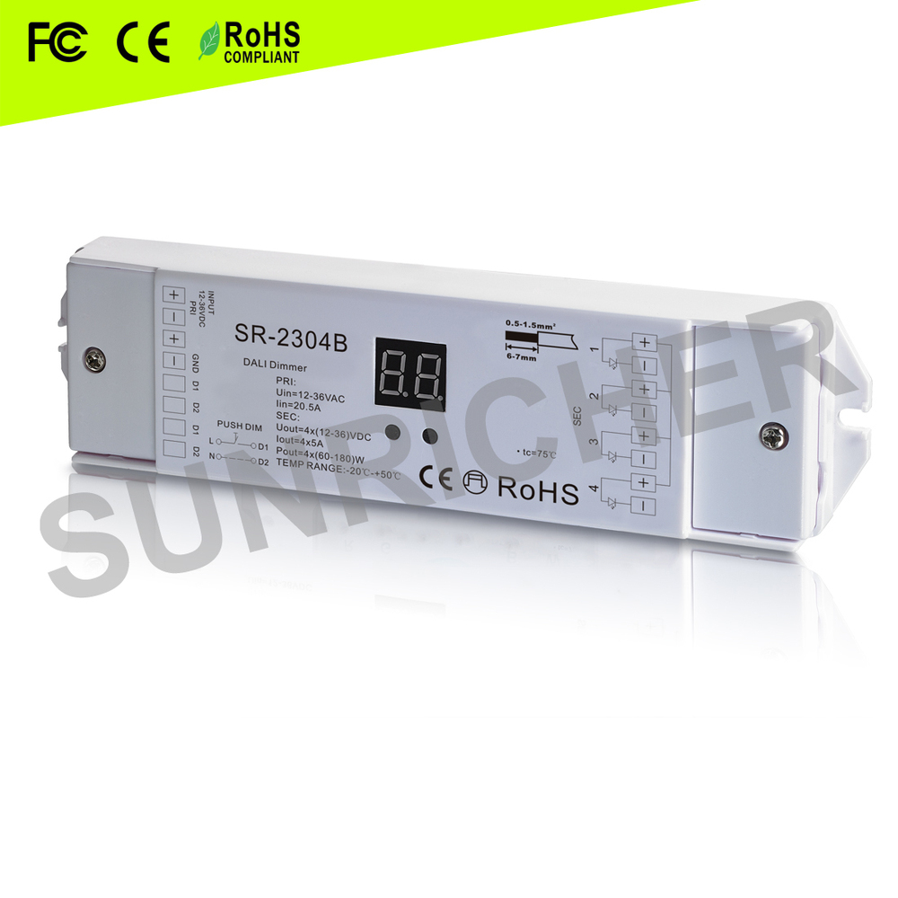 Hot Dali Dimmer With Push Function View Auto Channel 0 110v Constant Voltage Led Switch Sr2002 Sr