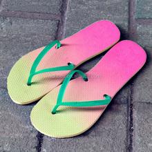 2015 señora colorida del nuevo diseño de moda <span class=keywords><strong>zapatillas</strong></span> de pvc