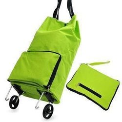 Shopping bag trolley/foldable trolley shopping bag/shopping trolley bag with wheels