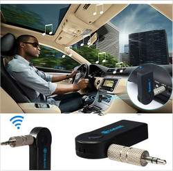 Car-In Auto Home Bluetooth V3.0 Music RCA 3.5mm Stereo Audio HiFi AMP Receiver Adapter Dongle A2DP For Speaker Universal