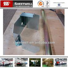 galvanized bending metal parts