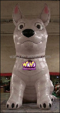 Outdoor inflatable DOG/4M/CUSTOM advertising inflatable animal