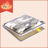 JL-029N Yiwu Jiju Leahter Leather Branded Cigarette Case