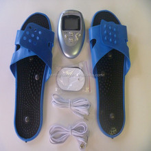 elettrico agopuntura massaggio pantofola assistenza sanitaria elettrico pantofole scaldapiedi