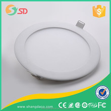 Promotion 12W LED panel lamp 140mm diameter