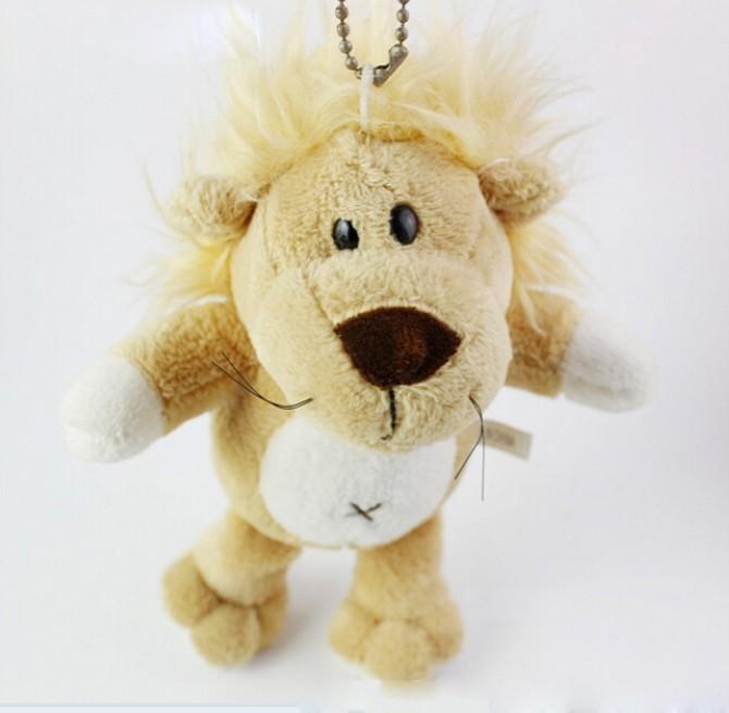 plush toy keychain