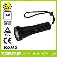 BW7100 LED Explosion Proof Long Range Flashlight/Torch/high power torch/flashlight