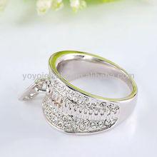 High quality 3 carat diamond ring