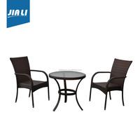 Quality Guaranteed factory directly bellagio wicker garden furniture set