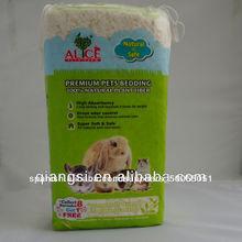 pet de producto muy absorbente y desechables de arena para gatos