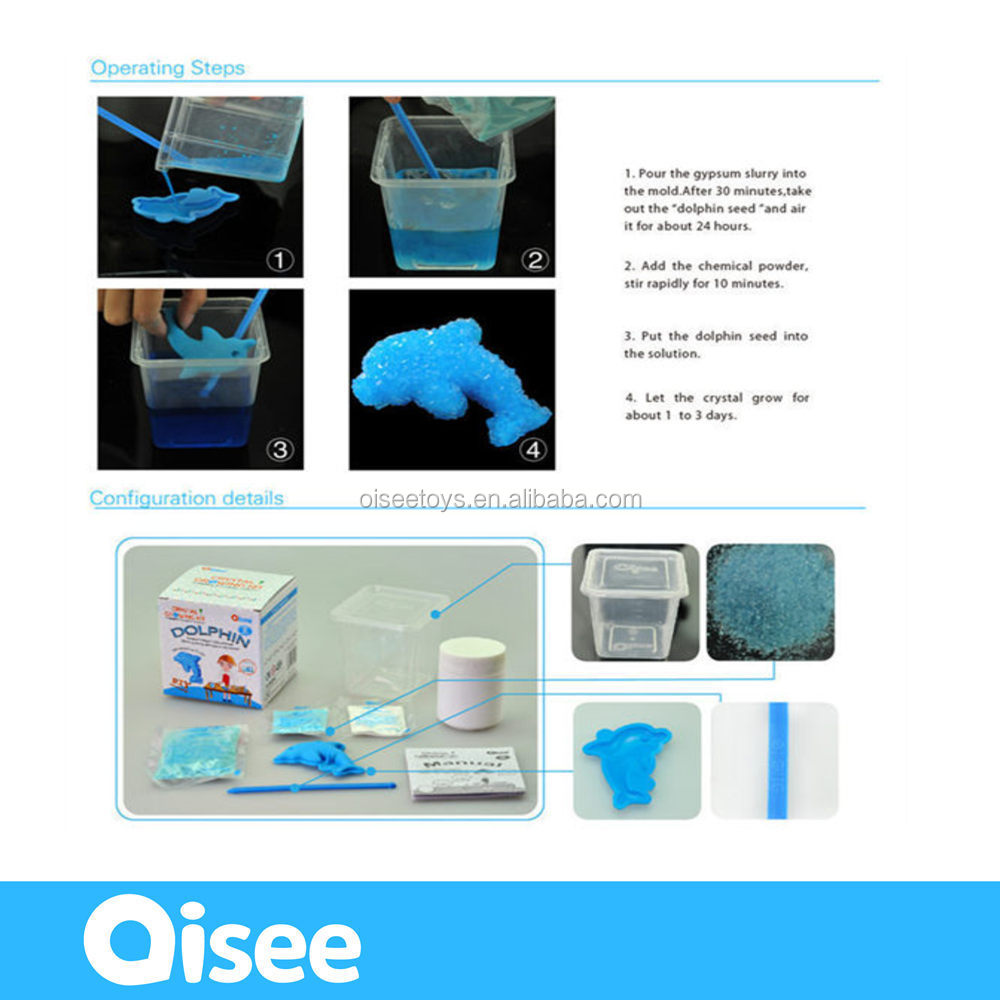 Classic Ant Farm First Designed By Oisee Buy Product On Anting Dolphin Crystal Diy
