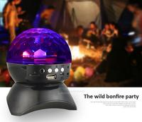 remote disco ball amplifie bluetooth speaker