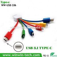USB 3.1 TYPE C type c usb car charger