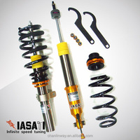 Racing Type Coilover Suspension Car Suspension For Colt Plus