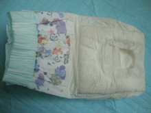Pants like disposable pet diaper with tail hole for NB puppy