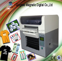 2015 hot products 360*720dpi UV ink direct to garment printer