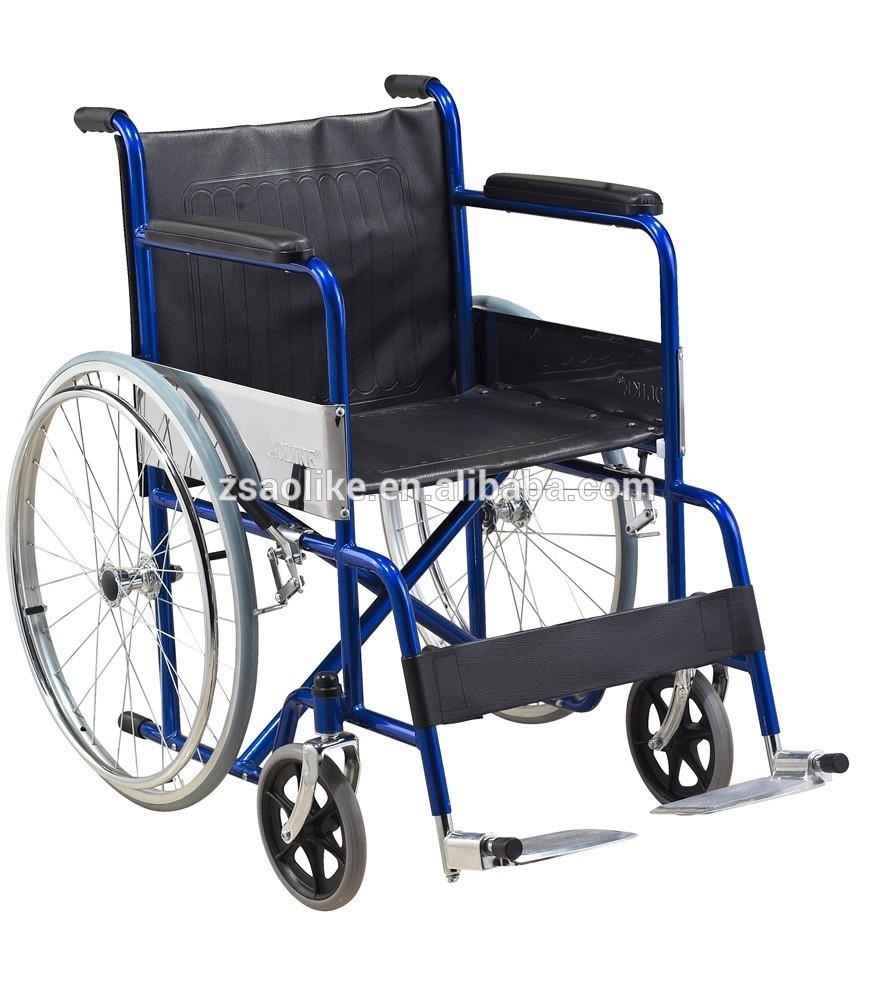 Acero sillas de ruedas productos de rehabilitaci n for Sillas para hospital