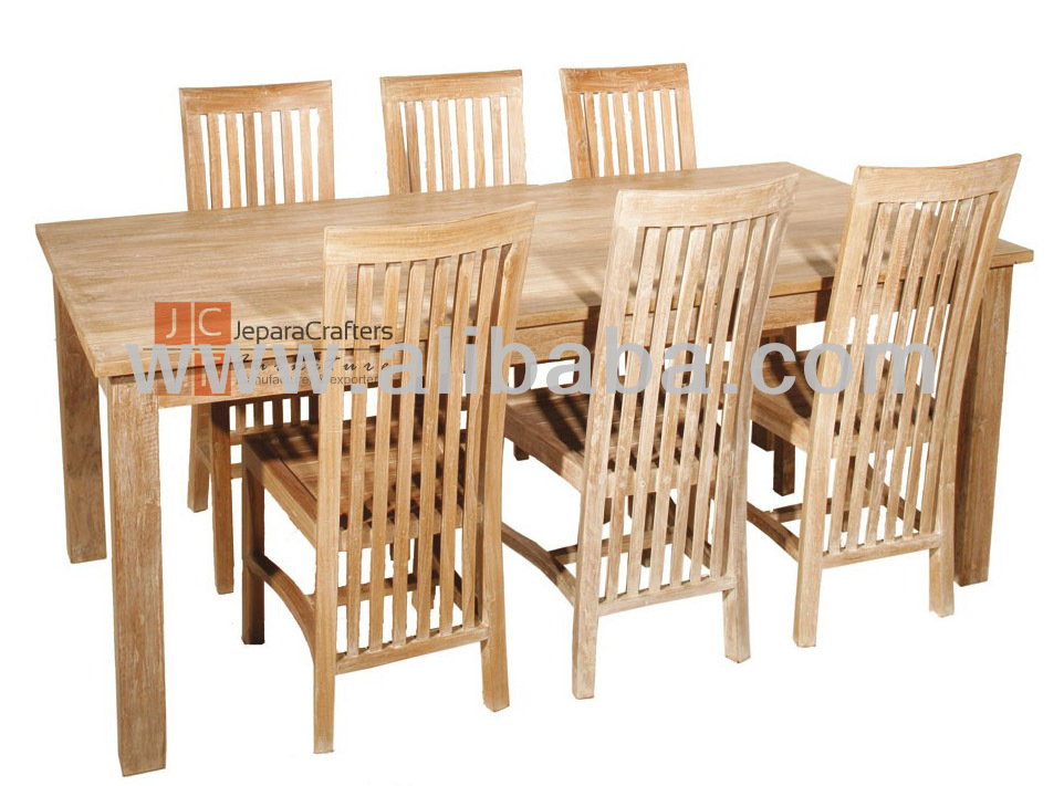 teak indoor dining table and chairs buy teak dining table indoor