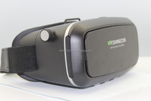 For ios/android smartphones 3.5-6inch Shinecon high quality xnxx 3d video porn glasses virtual reality 3d glasses cheap price
