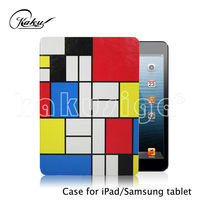 """Vivid plaid church style case for android 8"""" tablet"""