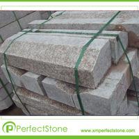 Cheap & hot sale g664 granite kerbstone red granite paving curbstones