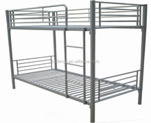 Cheap Single Metal Twin Bunk Bed Student bed frame