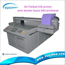 USB business card printing machine/smart id card UV printer/UV digital 3D printer for plastic pvc card