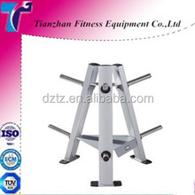 Gym Equipment Rack/Gym Accessories Weight Tree with Wholesale Price