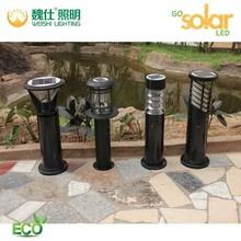 green energy led solar garden light