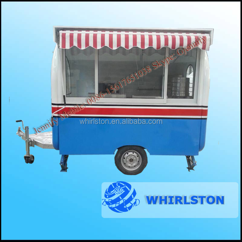 Hot Dog Cart With Fryer For Sale
