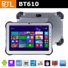 Cruiser BT610 tablet pc barcode scanner
