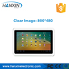 alibaba china Metal Shell MTK6572 Dual Core HD Screen 3G cheap 7inch mobile tablet with GPS Bluetooth free sample bulk wholesale