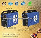 ce aprovado inversor IGBT mini-máquina de solda MMA 140/160/180/200amp/welding equipamentos / produtos de qualidade